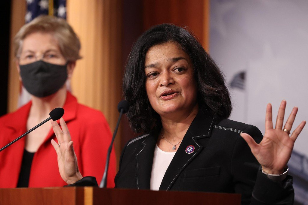 Sen. Warren Introduces Ultra Millionaire Tax Act With Reps. Jayapal And Boyle