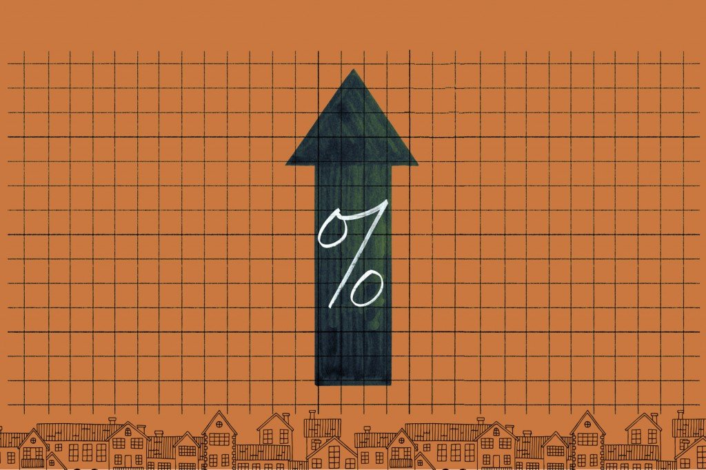 Current Mortgage Rates Rise But Stick To Tight Range