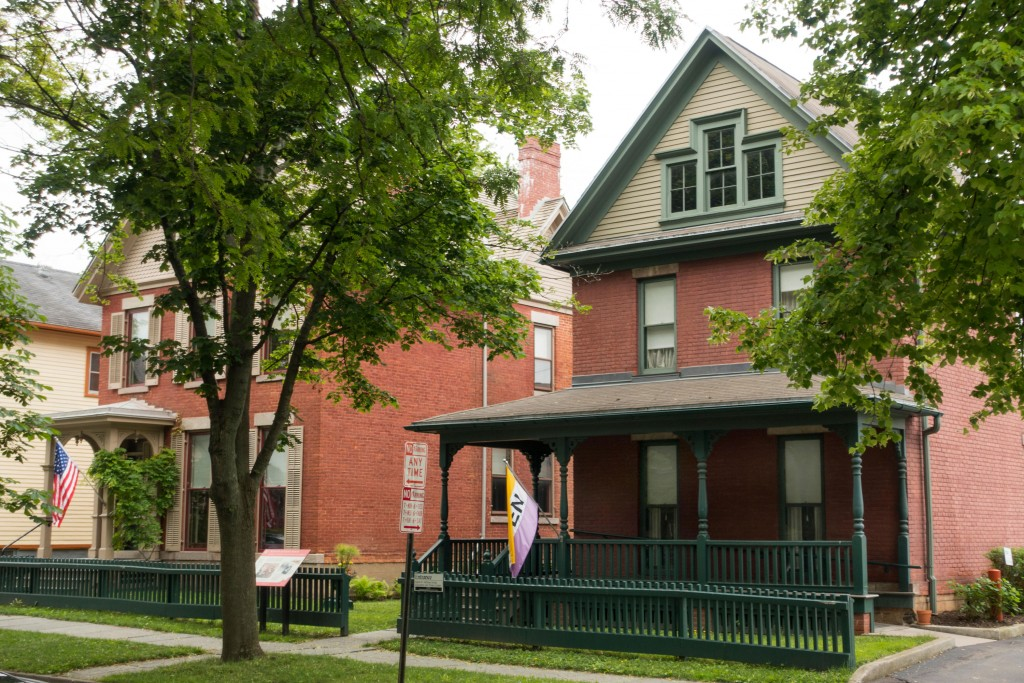 Susan B Anthony Museum And House In Rochester Ny