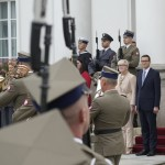 Poland's, Lithuania's Pms Discuss Higher Security, Migration