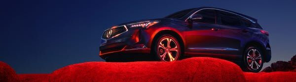 2022 Acura Rdx: Style And Tech Filter Down From The Mdx