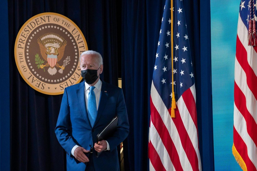 President Biden Delivers Remarks On Covid 19 And Vaccination