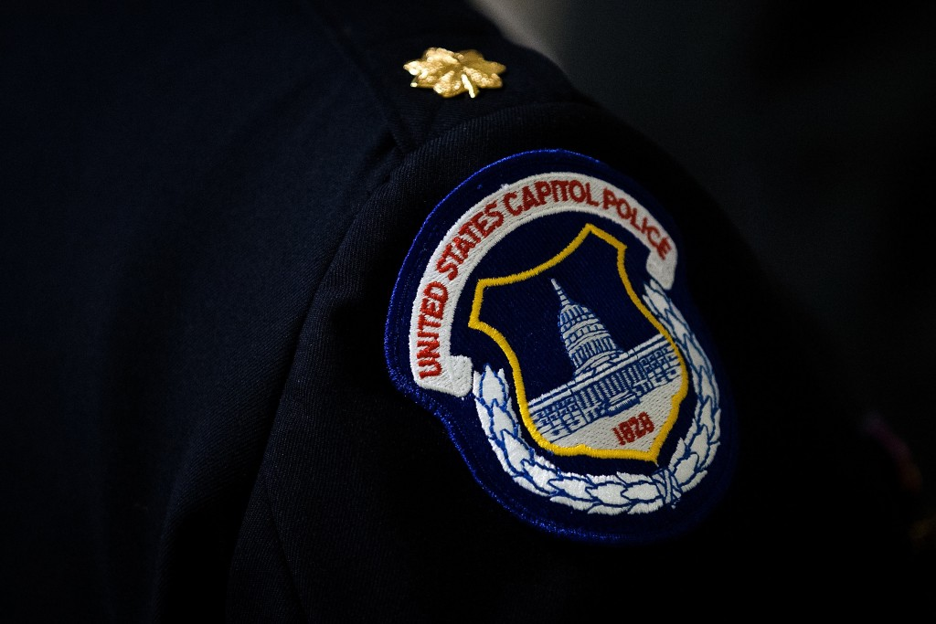 United States Capitol Police Hold Memorial Service Honoring Uscp Officers Killed In Line Of Duty