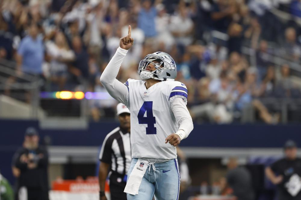 Prescott Cowboys Keep Rolling With 36 28 Win Over Panthers