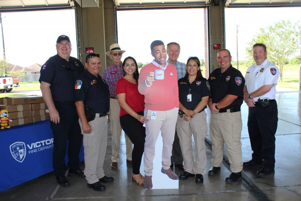 VFD partners with State Farm for Fire Prevention Week