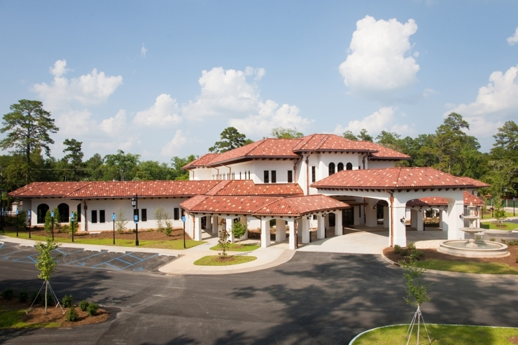 Lewis Hall Singletary Oncology Center Small