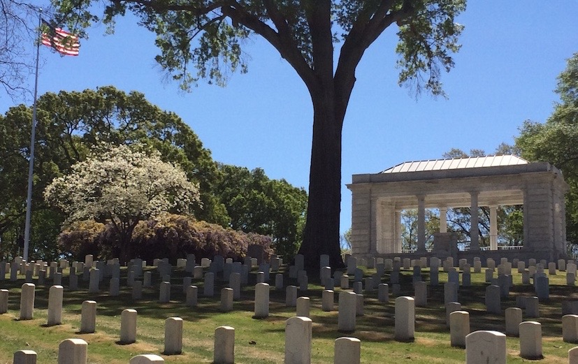 Memorial Day Marietta Cemetery (1)