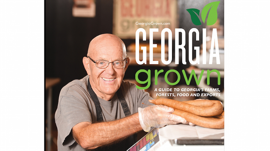 Georgia Grown Cover