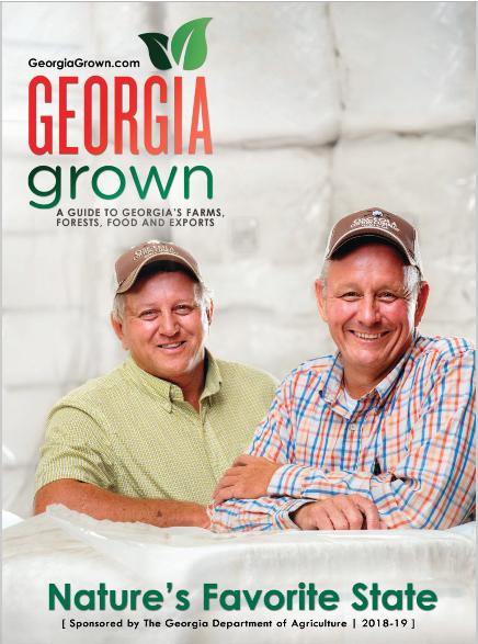 georgia grown 2018