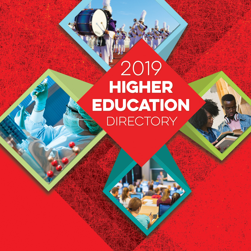 Georgia Trend HIgher Education DIrectory