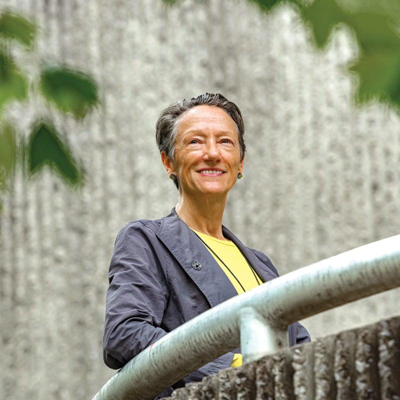 Georgia Tech Professor of Urban Design Ellen Dunham-Jones