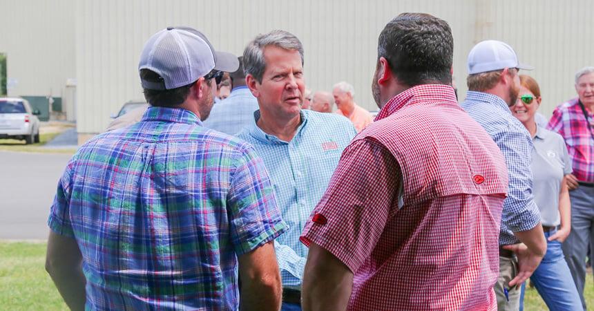 Kemp Rural Visit