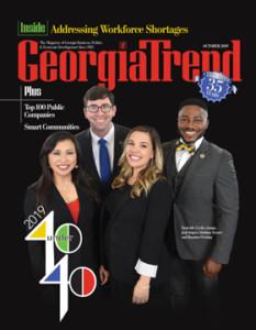Georgia Trend October 2019 40 Under 40