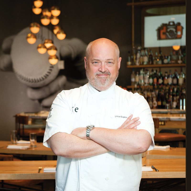 Georgia Trend November 2019 Chef Linton Hopkins