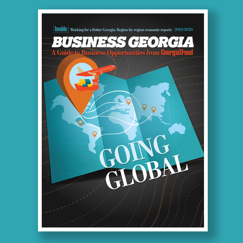 Georgia Trend Business Georgia 2019