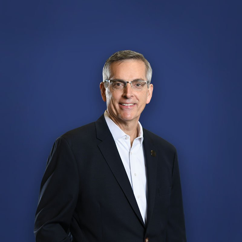 Georgia Secretary of State Brad Raffensperger