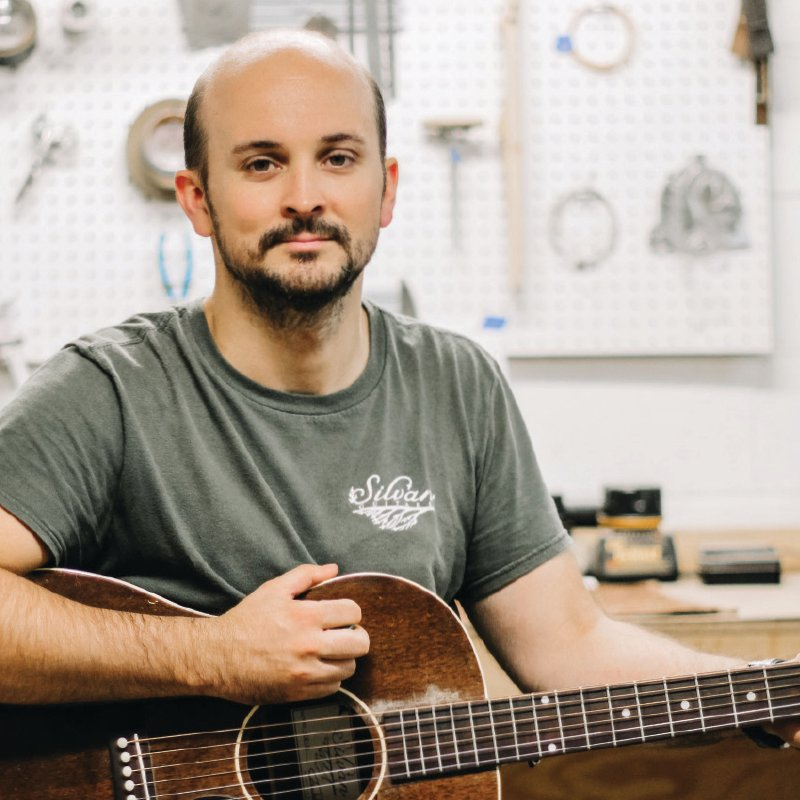 018 Wooden Wonders: Silvan Guitars crafts custom instruments that are as unique as the people who play them.