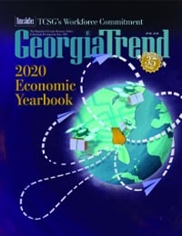 GA Trend APril 2020 Economic Yearbook