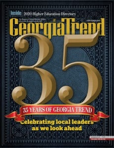 Georgia Trend September 2020 35th Anniversary