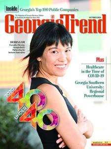 Georgia Trend October 2020 40 Under 40