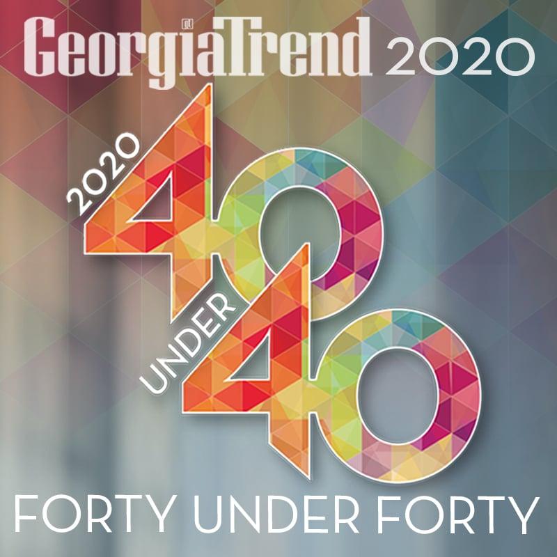 Georgia Trend 2020 40 Under 40