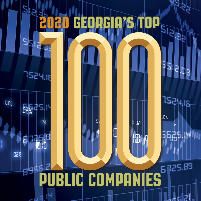 Georgia Trend October 2020 Top 100 Public Companies 45