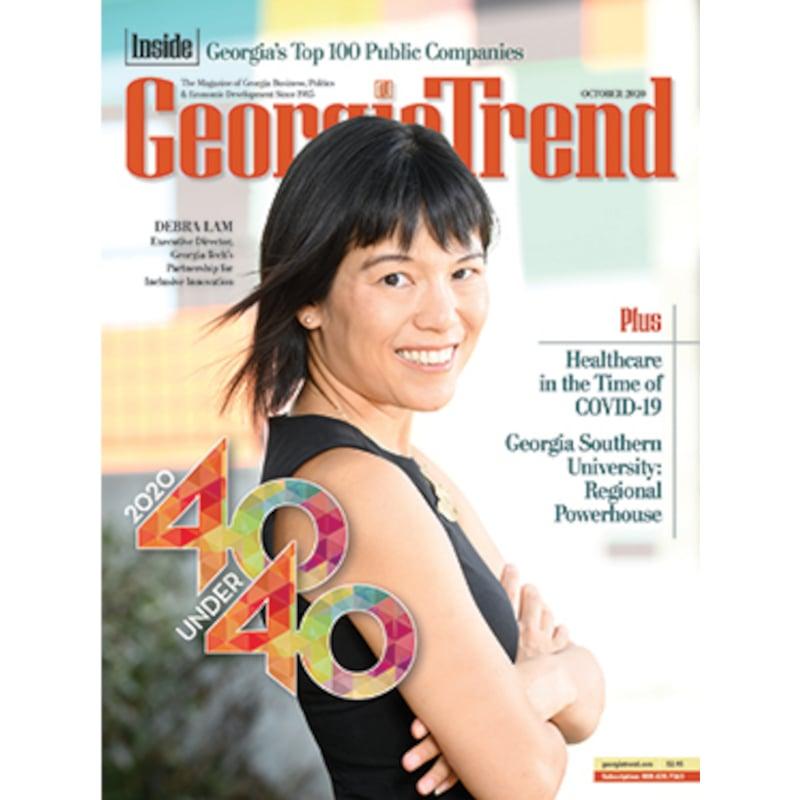 Georgia Trend October 2020 Sub