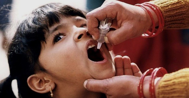 Thumbnail Polio Vaccination