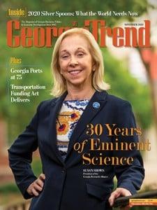 Georgia Trend October 2020 Susan Shows