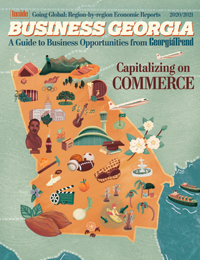 Business Georgia Cover 2020