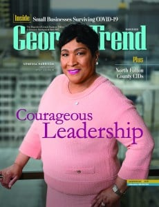 Georgia Trend March 2021 Vanessa Harrison