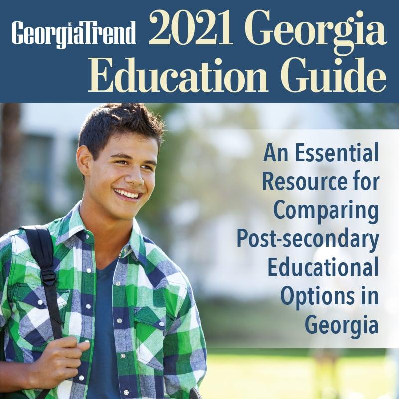 Georgia Trend Education Guide 2021 800x800