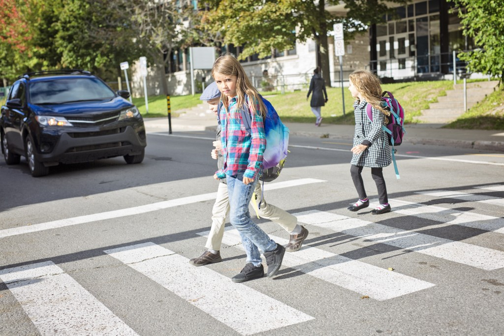 Kids Crosswalk