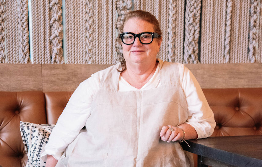 Anne Quatrano Chef Owner Of Bacchanalia Star Provisions Market Cafe Floataway Cafe And Wh Stiles Fish Camp At Bacchanalia In Atlanta Ga Photo Credit To Georgia Farm Bureau