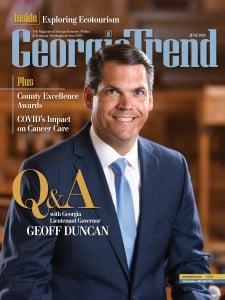 Goergia Trend June 2021 Geoff Duncan