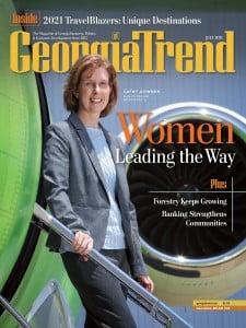 Georgia Trend July 2021 Women Leading the Way