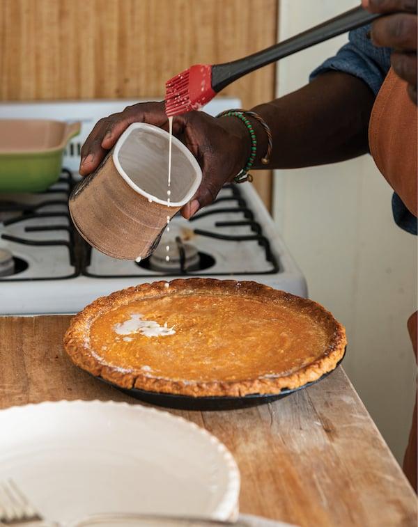 Sweet Potato Pie Photography By Siobhan Egan Copy