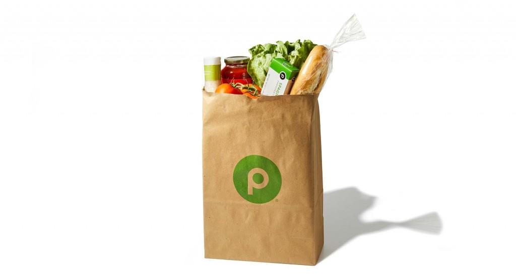 Publix Evergreen Bag