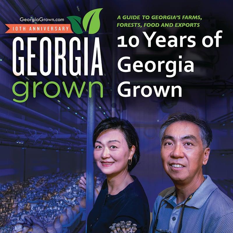 Georgia Grown 2021 800x800 Cover