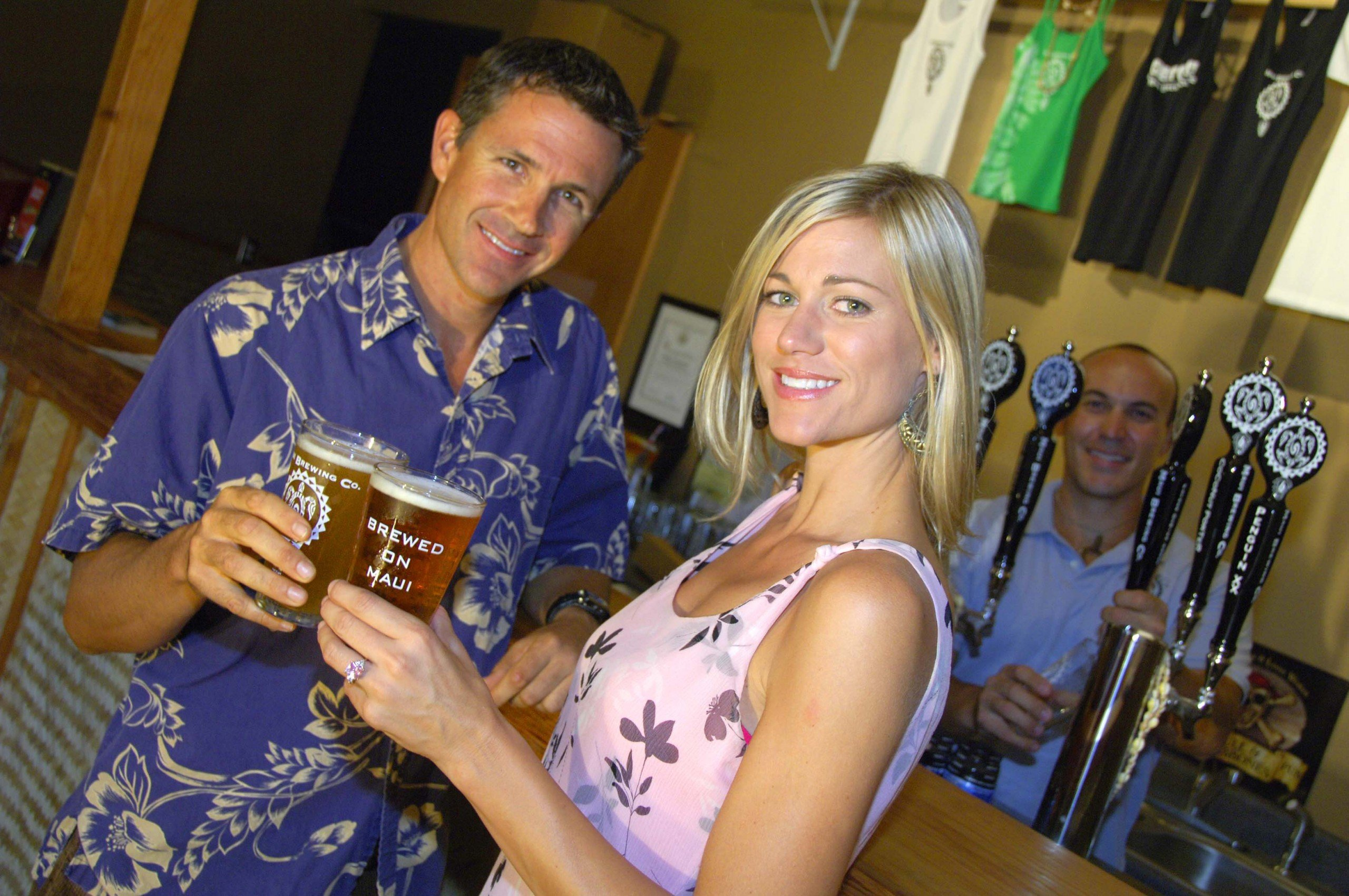 Maui Brewing Co. produces all its beer on island and operates its own pub. Photo: Courtesy Maui Brewing