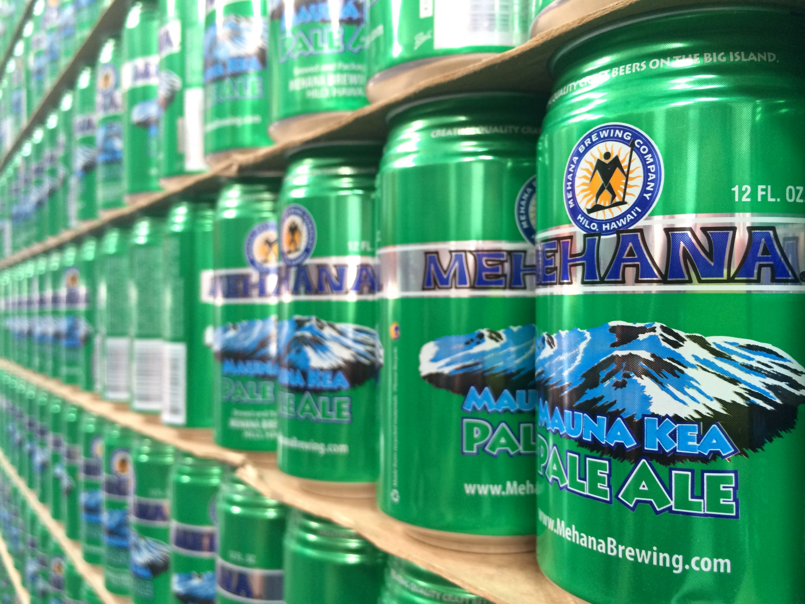Mehana and Hawaii Nui Brewing Cos. is now a single company with two beer brands. Photo: Courtesy MEhana and Hawaii Nui Brewing Co