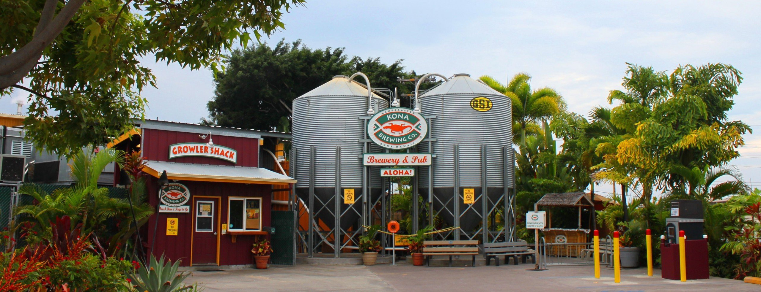 Kona Brewing Co. was founded in 1994. In 2012, it produced 220,000 barrels of beer and is sold in 40 states and nine countries. Photo: Courtesy Kona Brewing Co.