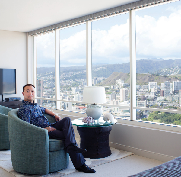 Raymond Kang and his partner were original owners in Pacifica and have now bought a condo in Anaha, which is four blocks makai.
