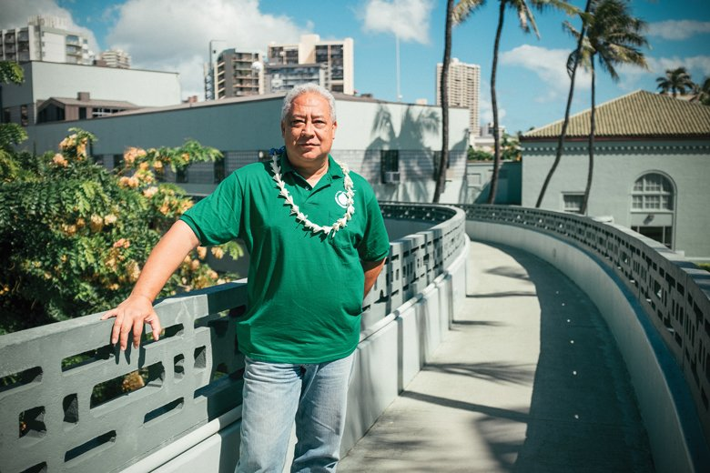 The Honolulu Board of Water Supply maintains 2,100 miles of pipe laid at least four feet down beneath roads, says the board's Arthur Aiu. Photo: Aaron Yoshino