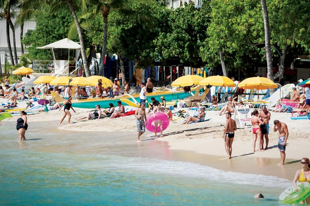13 Great Things About Waikiki Plus 13 Awful Things Hawaii Business Magazine