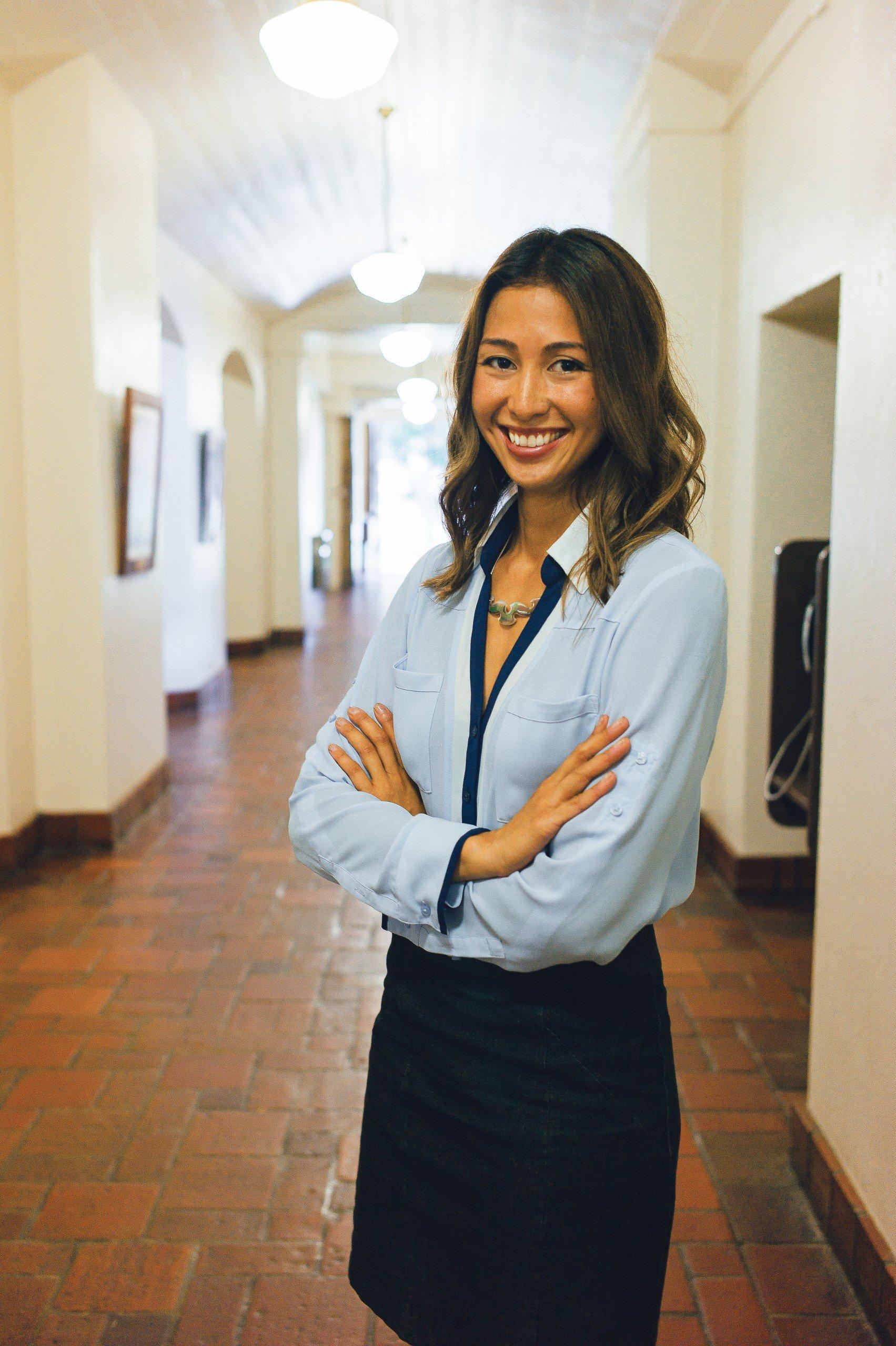 Nicole Velasco. Photo: Aaron Yoshino