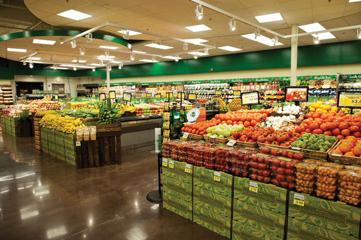 Foodland Super Market says local products represent 28 percent of all of its produce sales and it hopes to grow that proportion. Photo: Courtesy of Foodland