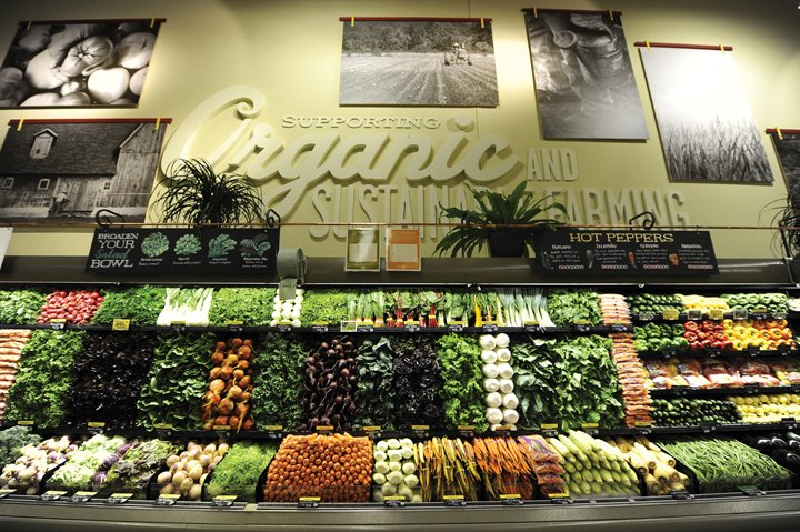 Whole Foods says its three Hawaii stores buy from more than 300 local farmers and food processors statewide.. Photo: Courtesy of Whole Foods Hawaii