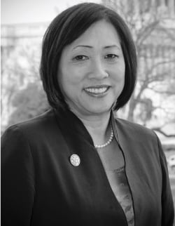 """""""The Armed Services Committee is the most partisan in the House."""" -Rep. Colleen Hanabusa"""