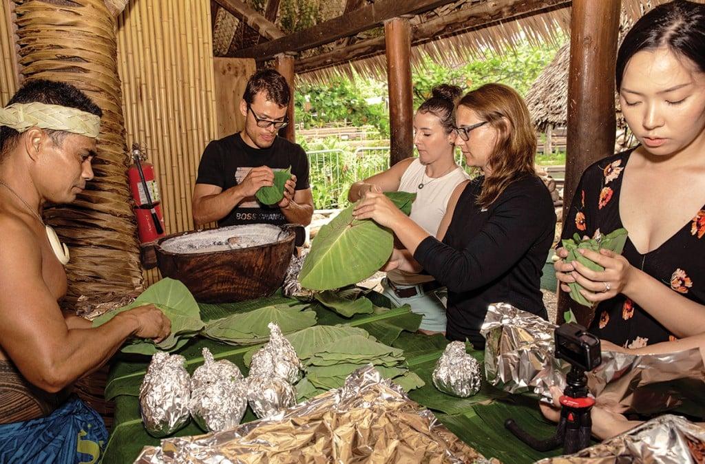 Photo: The Polynesian Cultural Center; David Croxford